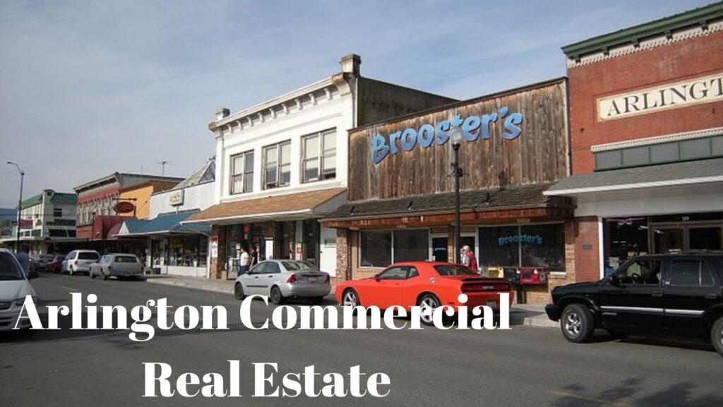 Arlington Commercial Real Estate