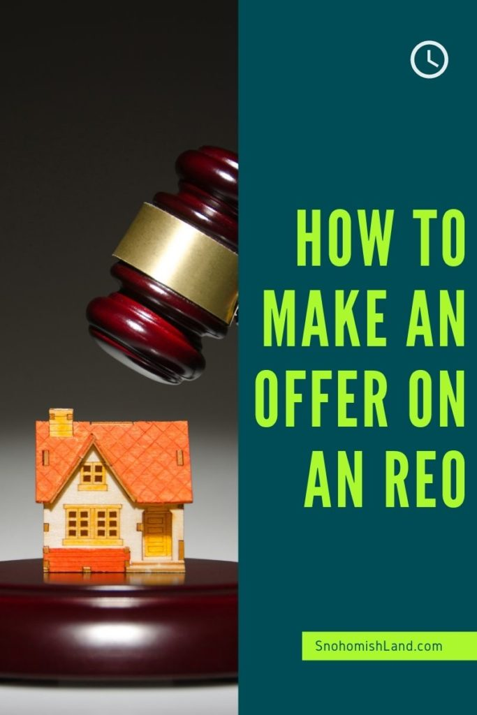 How to Make an Offer on an REO