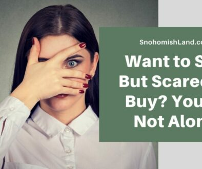 Want to Sell But Scared to Buy? You're Not Alone