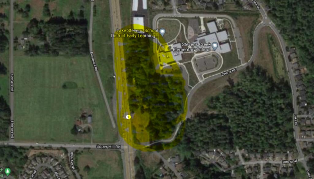 Upcoming Lake Stevens Landing Commercial Development