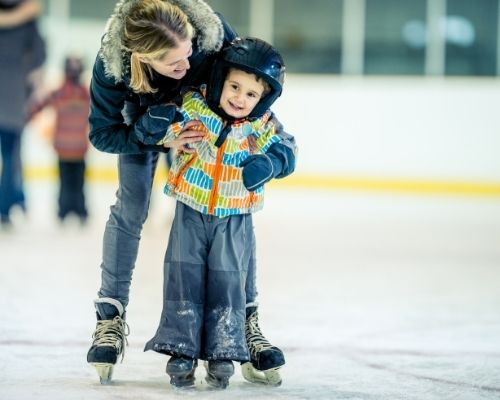 Sign Up Now to Enjoy Everett's New Outdoor Ice Rink this Winter