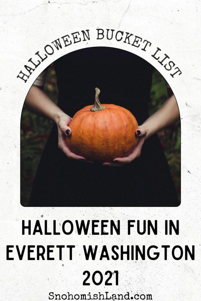 Halloween Fun in Everett Washington 2021